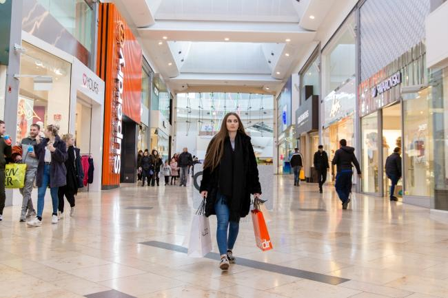 Jobs centre: the report says intu Uxbridge supported 2, 667 jobs