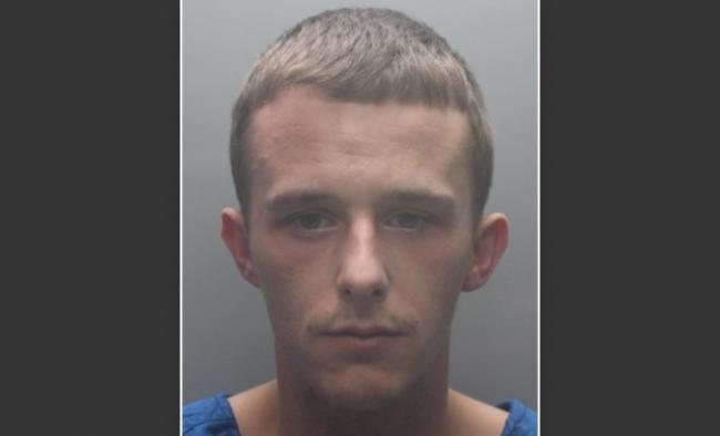 Police are looking for Patrick Cassidy, pictured. Photo: Suffolk Constabulary