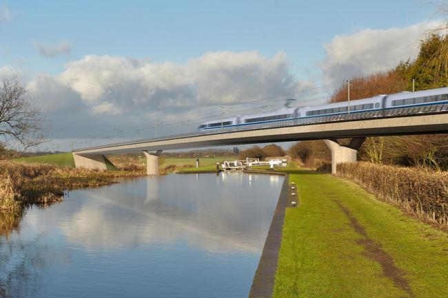A review into HS2 has been commissioned by the Government. Photo: Press Association
