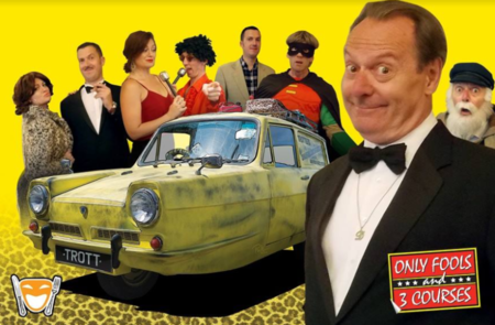 Only Fools and 3 Courses - Grims Dyke Hotel 25/10/2019