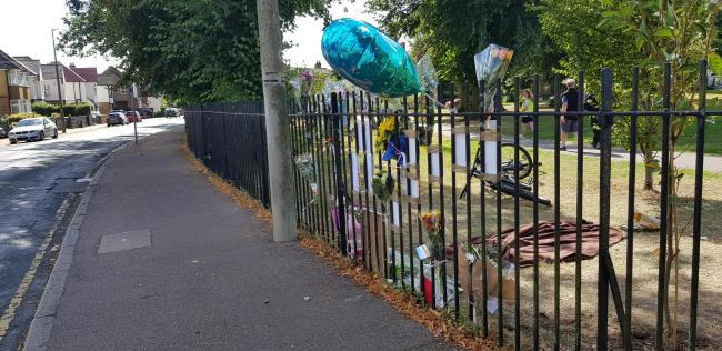 Luke O'Connell died in hospital following an incident in Gammons Lane, North Watford, on August 31