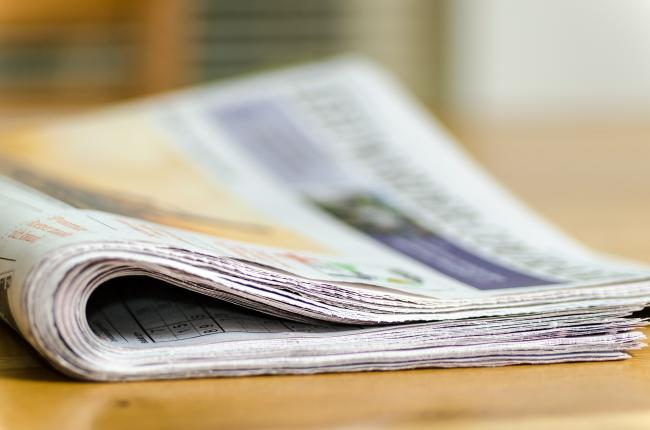 37 per cent of stories by local democracy reporters were used in print. Photo: Pixabay