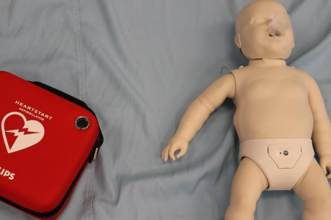 There will be a free baby CPR workshop at Abbots Langley library on October 14. Photo: Pixabay