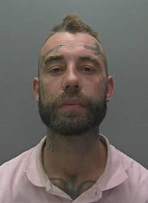 James Anderson was seen last Thursday photo: Hertfordshire Constabulary