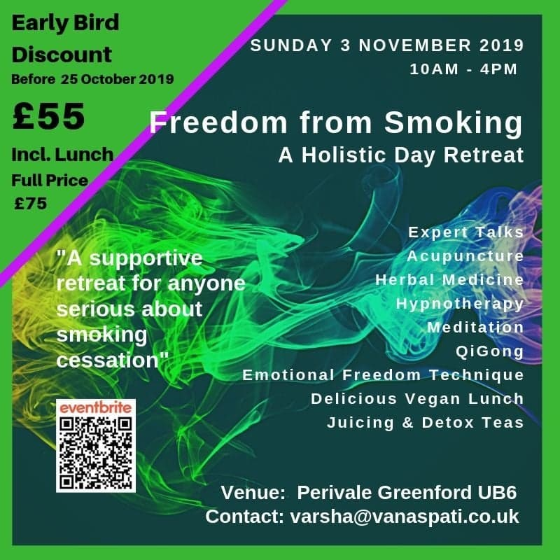 Freedom from Smoking Day Retreat