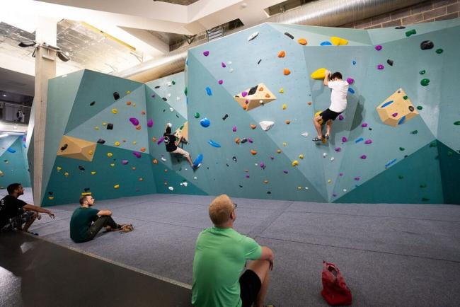 Welcome to The Nest: climbing wall centre already open in Hayes