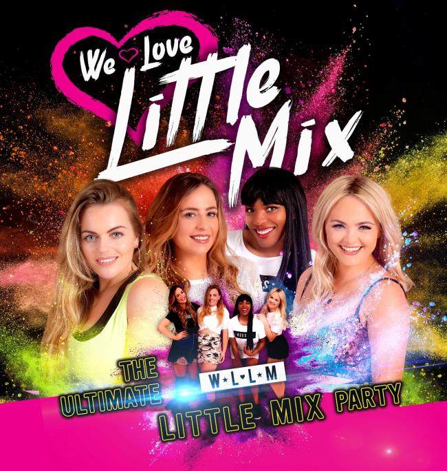 Little Mix tribute show coming to The Beck