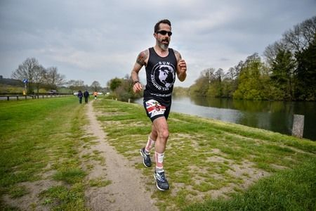 Magna Carta Half Marathon and Marathon, April 2020