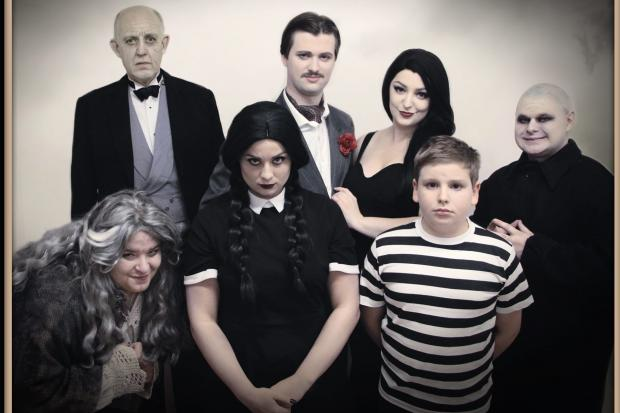 The Addams Family will be in Beaconsfield until November 2