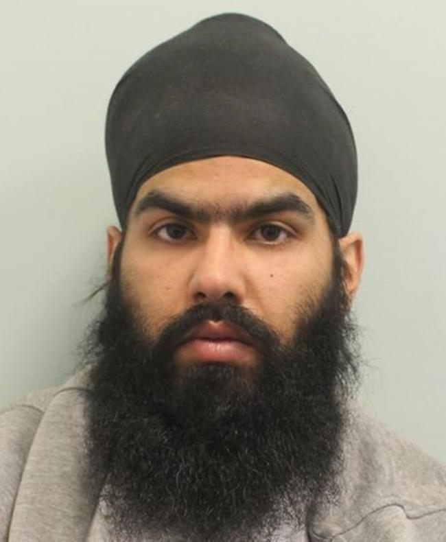 Grewal: produced a knife and threatened woman