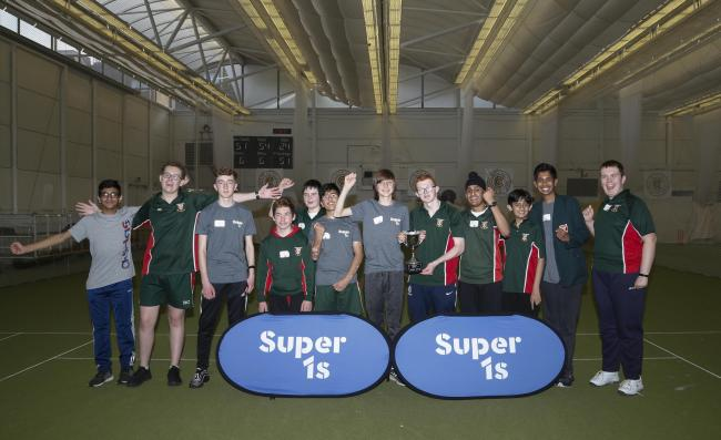 Hillingdon were crowned Lord's Taverners champions after an exciting day at Lord's