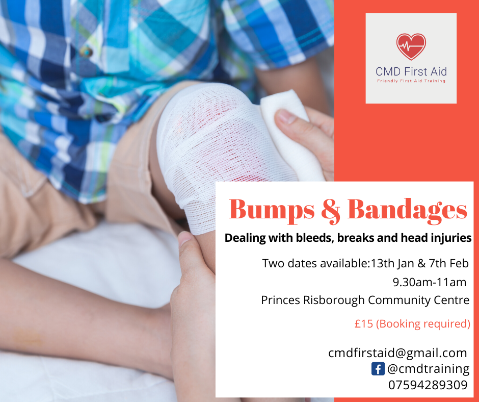 Bumps and Bandages