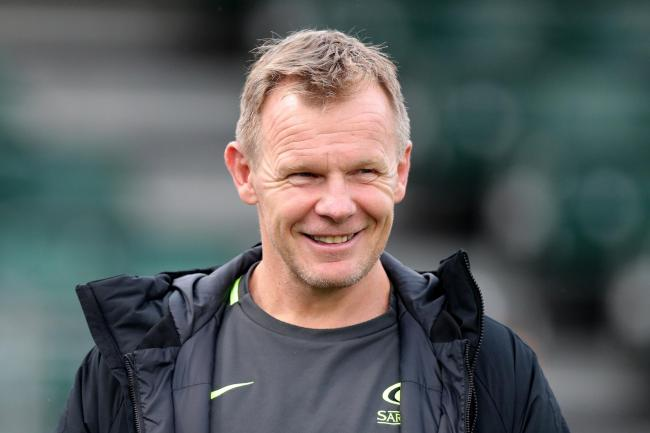 Mark McCall was a happy man after Saracens kept their Champions Cup hopes alive