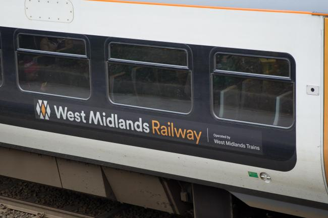 West Midlands Railway train