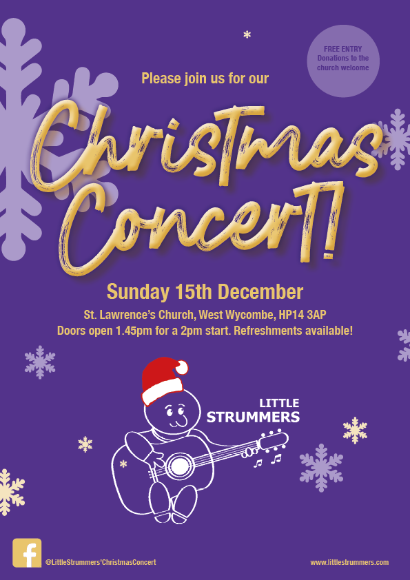 Little Strummers' Christmas Concert