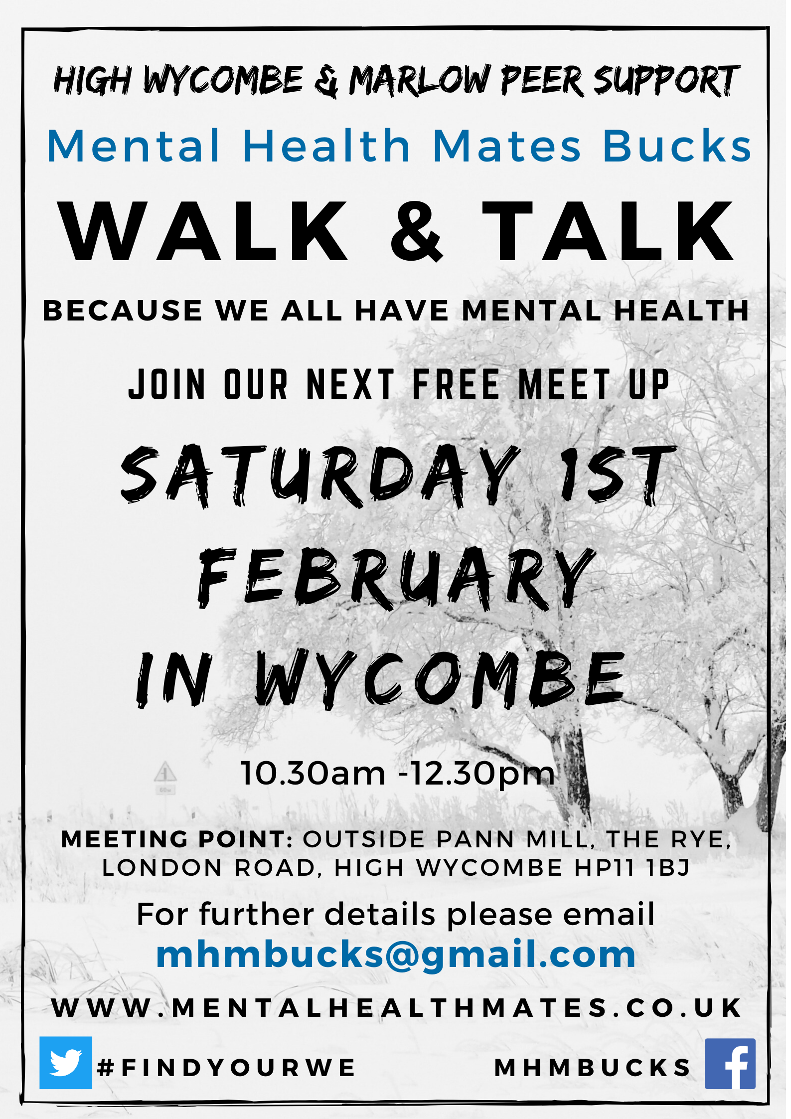 Mental Health Mates Walk & Talk
