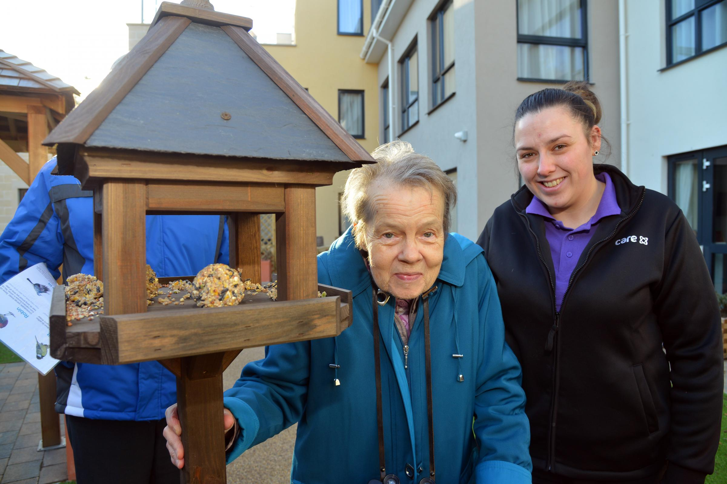 Bird is the word! West Drayton care home residents spread their wings to celebrate the best of British birds