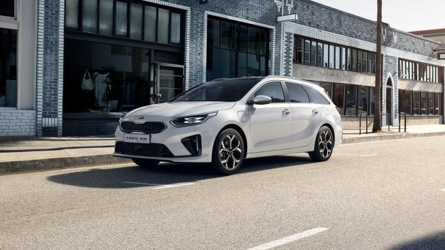 The Kia Creed Sportswagon