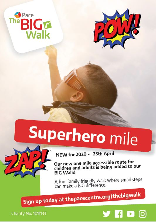 The Superhero Mile