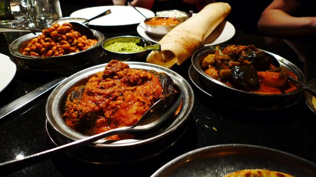 The immigration laws could be the death of the British curry house, some have said. Photo: Flickr/Ewan Munro