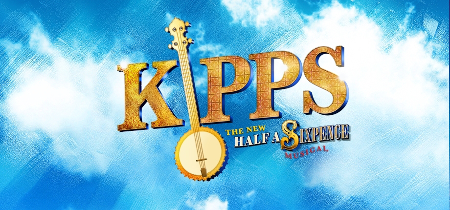 Kipps - The new stage version of Half A Sixpence