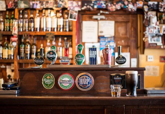 You can still enjoy your favourite pub grub at home