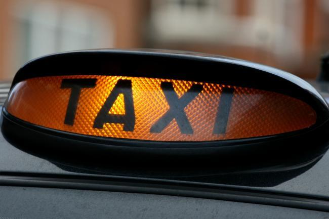 Taxi drivers being offered training to stay safe during pandemic