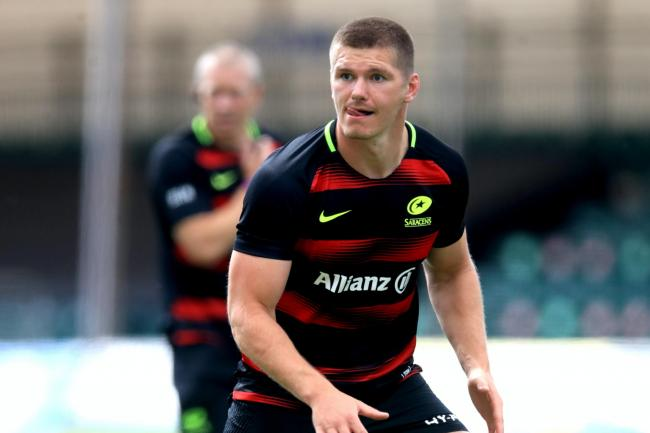 Blow for Saracens as Farrell to miss key Leinster clash