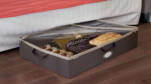 Hillingdon Times: Under-bed storage is ideal for homes with limited space. Credit: ClosetMaid