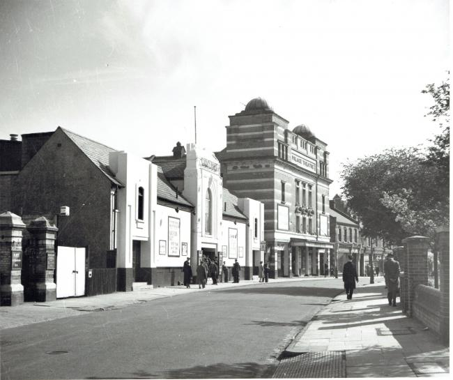 Watford Palace Theatre has a darker side to its histoy. Photo: Watford Museum