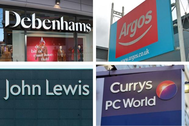 Black Friday 2020 deals round-up at Argos, Tesco, Debenhams, John Lewis, Currys PC World and more. Picture: Newsquest