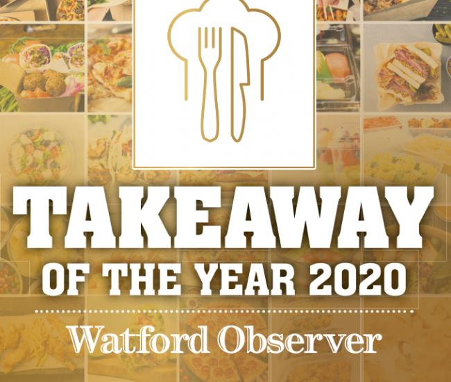 Vote for your favourite takeaway in Watford