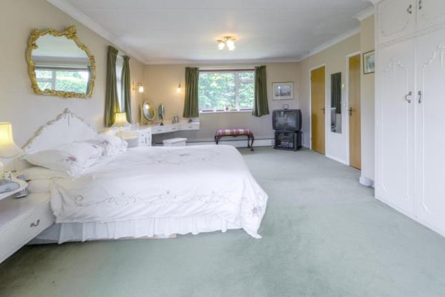 The spacious master bedroom. Photo: Taylors