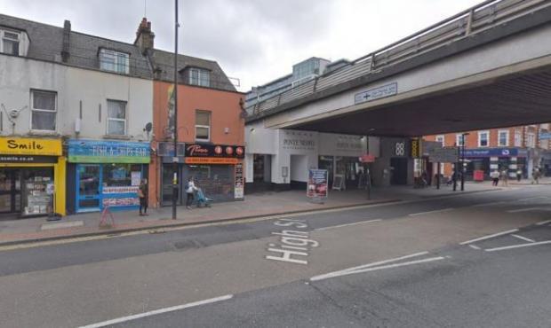 Hillingdon Times: Croydon High Street. Picture: Google street view