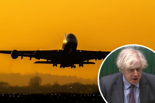 When can I holiday abroad? – Boris Johnson outlines plans for summer holidays. (PA/Canva)