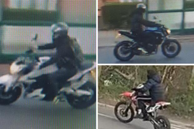 Hillingdon Times: The images released by police (photo Hertfordshire Constabulary)
