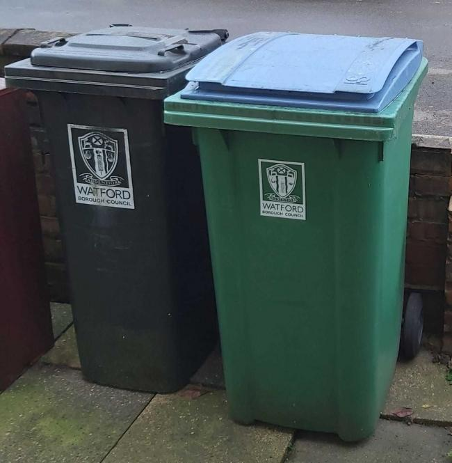 Changes have been made to the waste and recycling collection service this bank holiday
