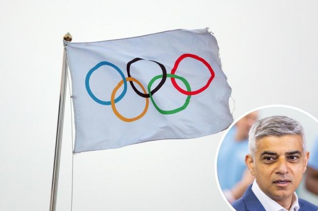 Sadiq Khan has said he will explore the possibility of bringing the Olympics back to London if he is re-elected. Credit: PA/Newsquest