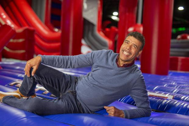 Hillingdon Times: Chris Kamara will be at the venue opening in Watford.