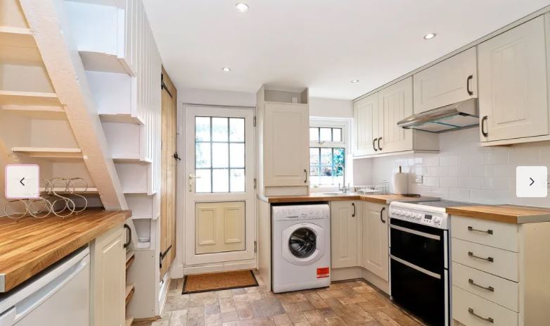The property has been refurbished by the owner. Credit: Zoopla