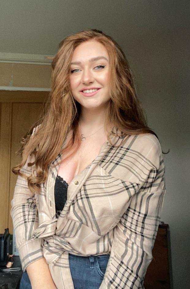 Hillingdon Times: Jade Childs: 'I wouldn't change a thing'