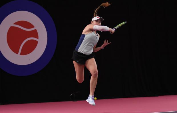 Hillingdon Times: Despite the loss, Emily Appleton will still head into Finals Week in top spot
