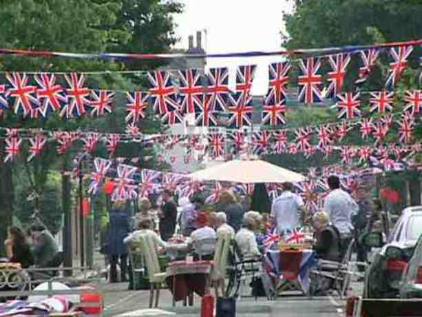 Road closures for Hillingdon street parties