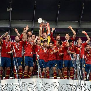 Vicente del Bosque said Spain put in 'an extraordinary performance' in the final