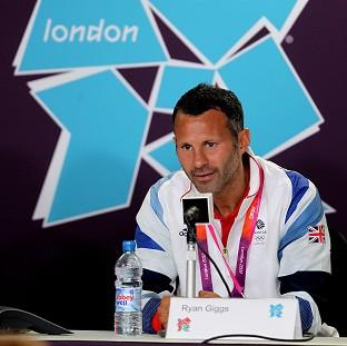 Captain Ryan Giggs says he hopes there will be more Great Britain football teams