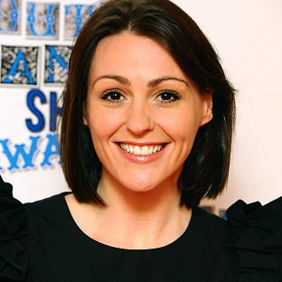 Suranne Jones stars in spoof detective show A Touch Of Cloth