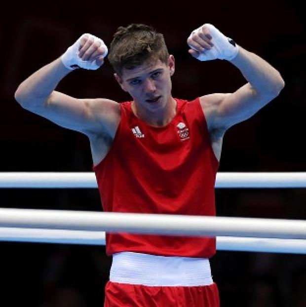 Luke Campbell, pictured, and John Joe Nevin have split their previous two fights