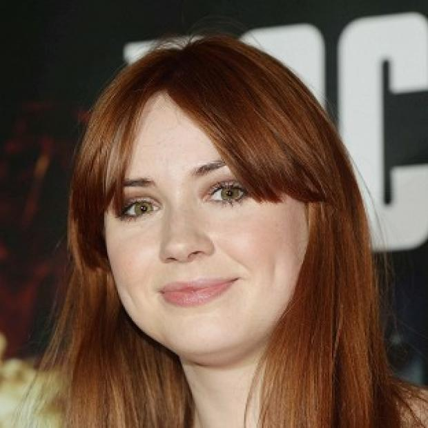 Doctor Who star Karen Gillan will make her last appearance as Amy Pond next month