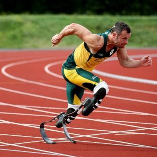 Oscar Pistorius will concentrate on the 400m at the Paralympic Games