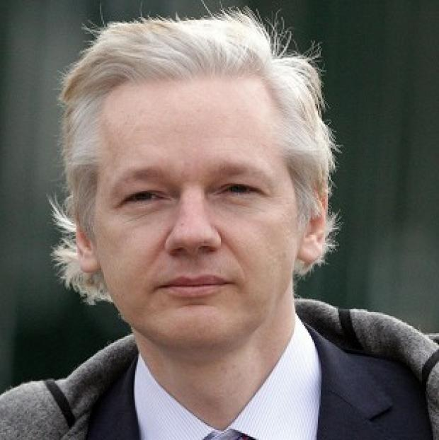 Hillingdon Times: Julian Assange said he believes the case against him will be dropped